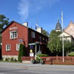 Hotell Laurentius i Strängnäs